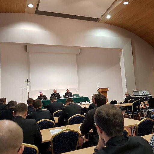 69 Ogólnopolskie Spotkanie Duszpasterzy Służb Liturgicznych