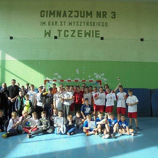 Turniej w piłkę halową w dekanacie tczewskim