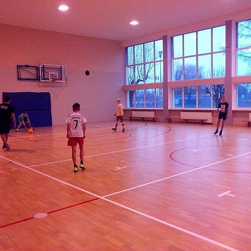 Turniej w piłke halową w rejonie pelplińskim