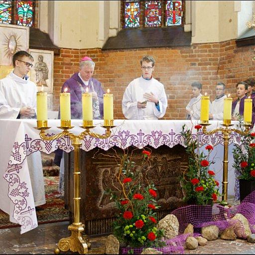 Diecezjalne Mistrzostwa Ministrantów w piłkę halową