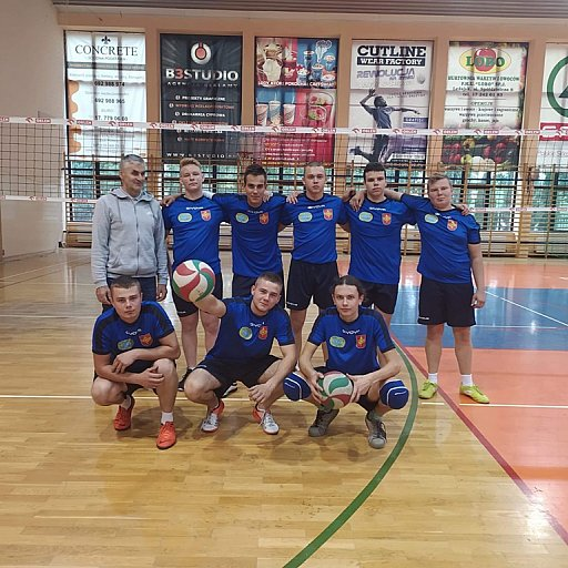 Mistrzostwa Polski LSO w siatkówkę